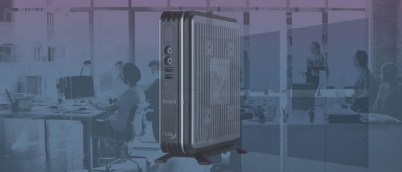 VXL Technology - thin-client, cloud-client and zero-client computers