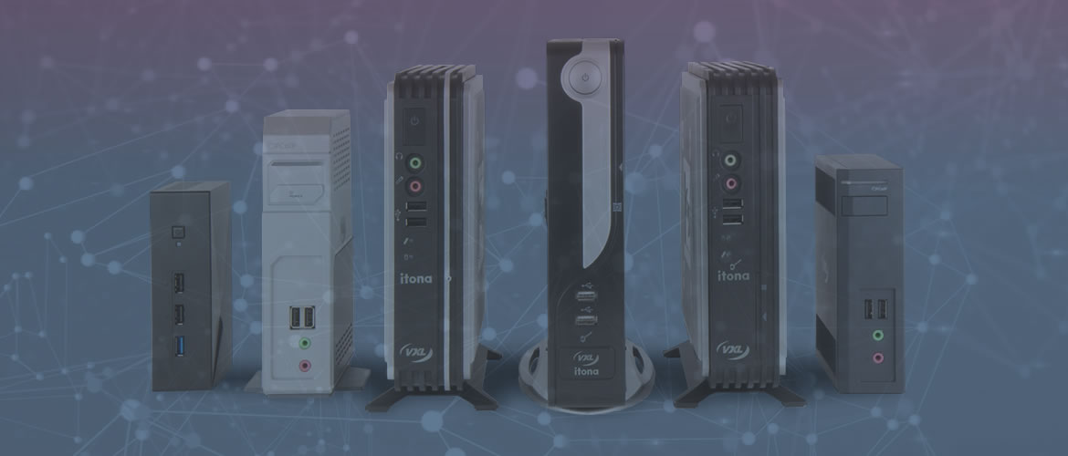 VXL Technology - thin-client, cloud-client and zero-client